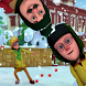 Subway Motu Patlu Snow in Park by inchanz
