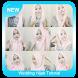 Wedding Hijab Tutorial by Moskov Apps