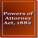Powers of Attorney Act 1882  by Rachit Technology