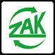 ZAK Abfall App by Abfall+