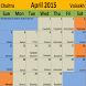Koshur Calendar by LALIT KOUL