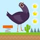 Trash Bird Funny Dove