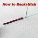 How to Backstitch