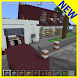 Modern House MCPE map. by Narenda Modi