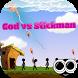 God vs Stickman