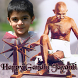 Gandhi Jayanti Photo Frame by bubbles app