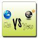 Dots N Boxes - Me VS You by RVinternetmarketing.nl