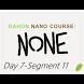 None: Day 7-Seg 11