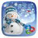 Romantic Christmas Go Launcher Theme by ZT.art