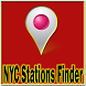 NYC Stations Finder by kamloopsboy