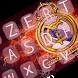 Real madrid keyboard themes by sahara-team app