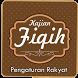 Kaidah - Pengaturan Rakyat by Ahmad M. Nidhom