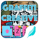 Creative graffiti for Keyboard by Emoji theme for hitap keyboard