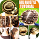 Girl Hairstyle Tutorial by mahbub212