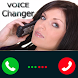 call voice change by alaedevloper