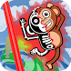 Rage Quit Monkey: Laser Maze by AppBox Media