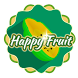 Happy Fruit by Crafters Cove