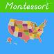 United States Puzzle Maps