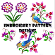 Embroidery Pattern Designs by legendladyapps