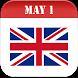 UK Calendar 2017 - 2018 by dEventz Studio