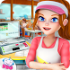 High School Cashier by Happy Baby Games - Free Preschool Educational Apps