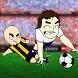 Foulero - Peñarol vs. Nacional by Pixeloide