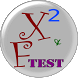 Chi Square, F & McNemar test by Kephalian