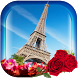 Paris Live Wallpaper by Customize My Phone