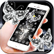 Diamond butterfly Theme by fancy themes
