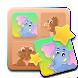 Kids Animal Games - Memo by YOGER GAMES