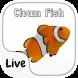Clown Fish Live Keyboard Theme by Live Keyboard Theme Store