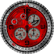 Ethereal Sport X1 - Red by Marauder Elite Watch Face Designs