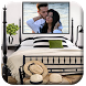 Bedroom Photo Frame by Photo Kindle