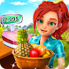 Big Farm Cashier Manager : Cash Register Game