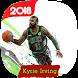 Kyrie Irving Wallpaper HD NBA 2018 by rixeapp