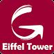 Eiffel Tower Paris Tour Guide by Guiddoo Tour Guide