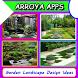 Garden Landscape Design Ideas by Arroya Apps