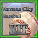 Kansas City Baseball Kit by Green Gorilla