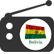Radio Bolivia, all Radios by Softihost