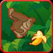 Super Gorilla Run by Weavebytes