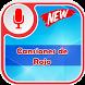 Rojo de Canciones Collection by LETRASMANIA