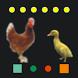 Chicken vs Duck Bluetooth Duel by memorygamesengine.com