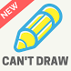 Who Can't Draw - Party game! by oneThird