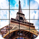 Eiffel Tower Puzzle Games by Tanawan
