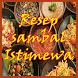 RESEP SAMBAL ISTIMEWA by Erikomando Labs
