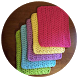 Crochet Dishcloth Patterns by Salimando