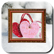 Snowfall Photo Frames Dual by Abdul Ghafoor