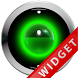 Poweramp Widget Green Robot by Maystarwerk Skins & Widgets Vol.1
