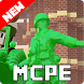Toy Soldier Mod for MCPE