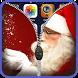 Santa Claus Zipper Lock Screen by LVS APPS